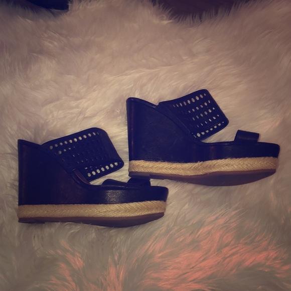 Via Spiga Shoes - Women's wedges via spiga sz 8